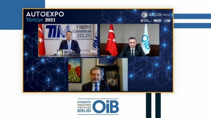 we will increase exports with celik auto expo, president of bursa oib