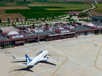 Rute Bursa dalam transportasi udara berkembang
