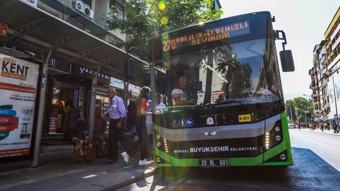 Buyuksehir Buses Will Not Work During Eid Holidays