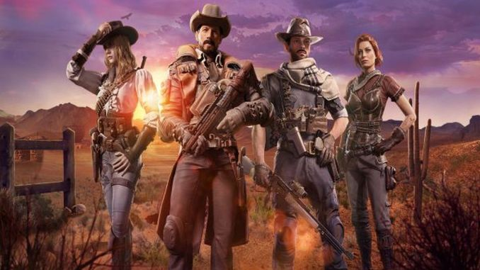 Wild west winds will blow on call of duty mobile