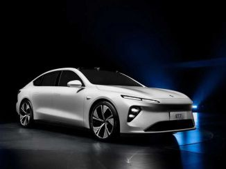 gin's new electric car will be sold in nio germany