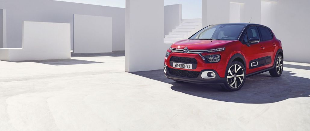 It is very easy to own a car with the citroen may campaign