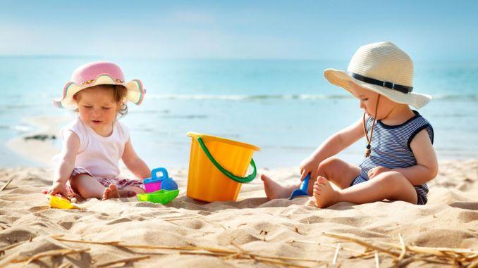 Faites attention aux maladies estivales chez les enfants
