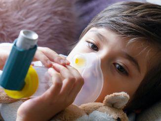 La salud de los niños depende de la calidad del aire que respiran.