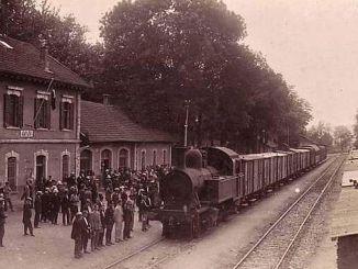 jernbanetransport