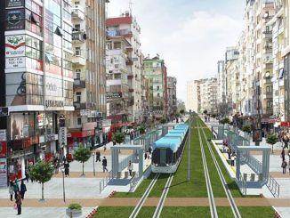 Diyarbakir unterzeichnete den Vertrag für das Stadtbahnsystemprojekt