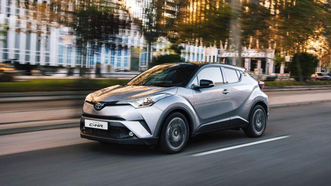 Diesel car sales decreased, electric and hybrid sales increased