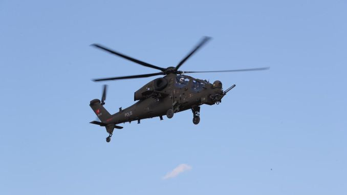 security first attack phase helicopter delivered