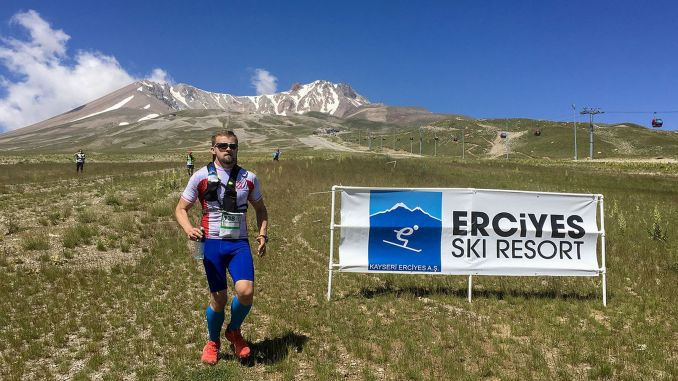 erciyes ultra sky mountain marathon will be held on july