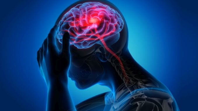 vision loss may be a harbinger of a brain tumor