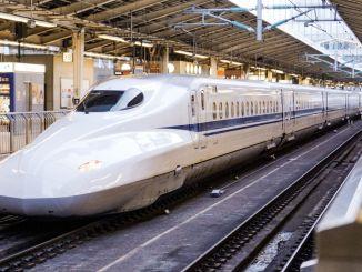 hurtigtog i japan forsinkede et minuts undersøgelse åbnet om mekaniker