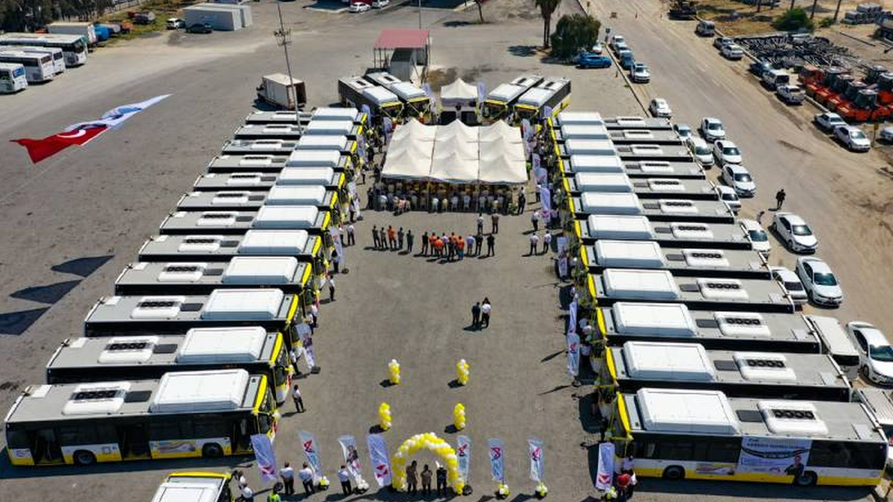 delivery of cngli menarinibus citymood from karsan to Mersin