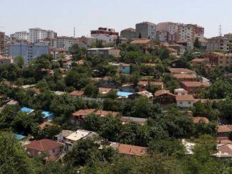 سيتم وضع أساس منازل kiptas eyupsultan يسيل بينار في مايو