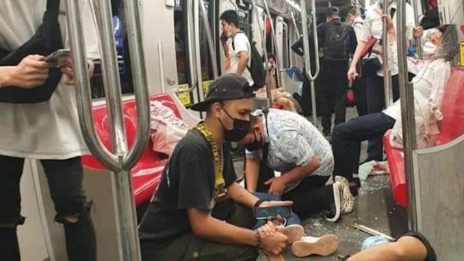 Malaysia Subway Accident