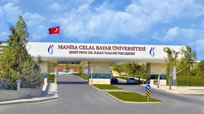 manisa celal bayar university will make contracted health personnel recruitment