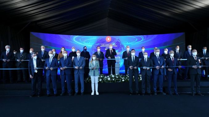 gold necklace of marmaran the north marmara highway section is opened for service