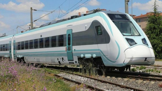serial production of national and domestic high-speed train will start in
