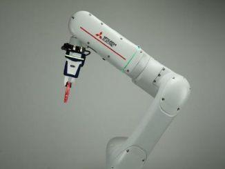 mitsubishi electric forklarede avancerede robotteknologier