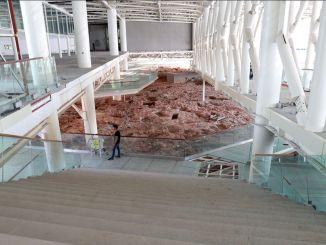 necropolis museumsprojekt vil møde offentligheden med en tusind år gammel historie
