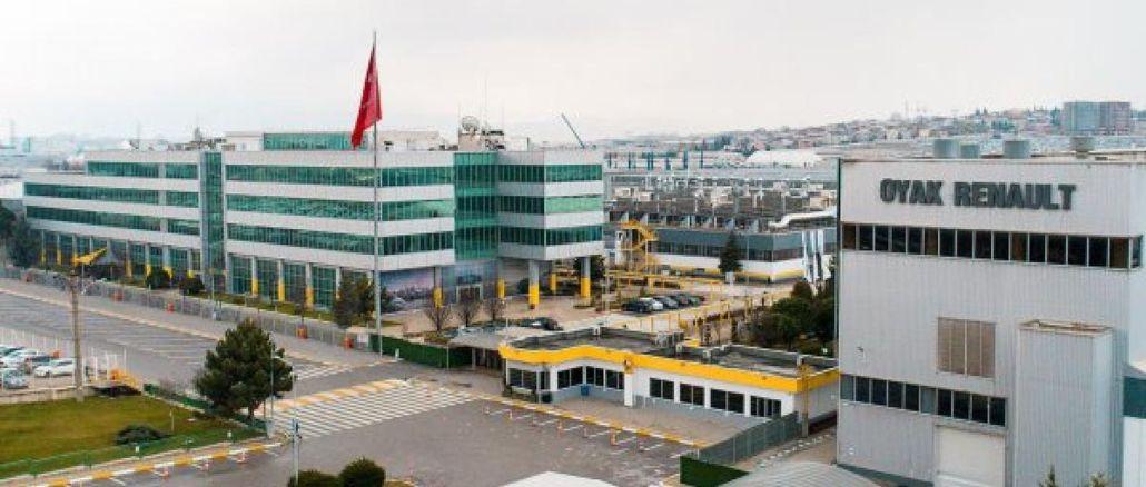Oyak Renault získal cenu za bezpečnost a ochranu zdraví při práci