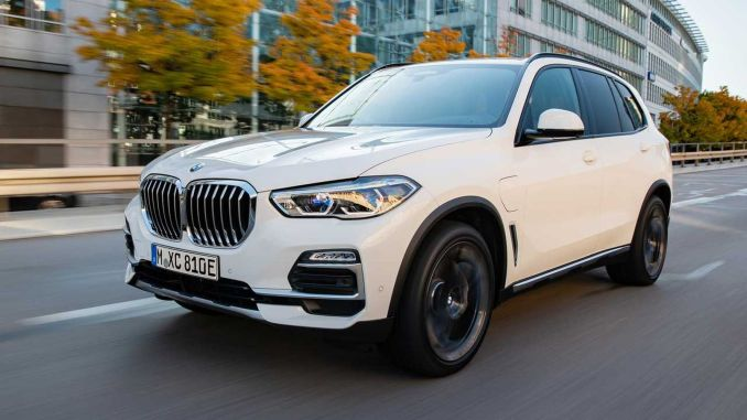 Pirelli manufactures the world's first fsc certified tire designed for bmw x