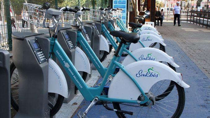 Sakarya smart bike system Sakbis is getting ready for summer