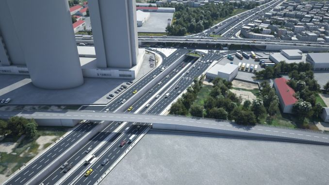 Seyrantepe intersection is being held