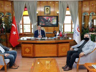TCDD Tasimacilik como gerente regional de Afyonkarahisar cambiado