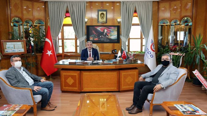 TCDD Tasimacilik as Afyonkarahisar Region Manager Changed