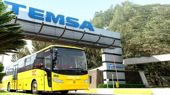 Temsa is awarded with sustainability from ecovadi