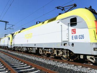 Den 6. og 7. af Tyrkiet-Kina-eksporttogene er på vej i dag