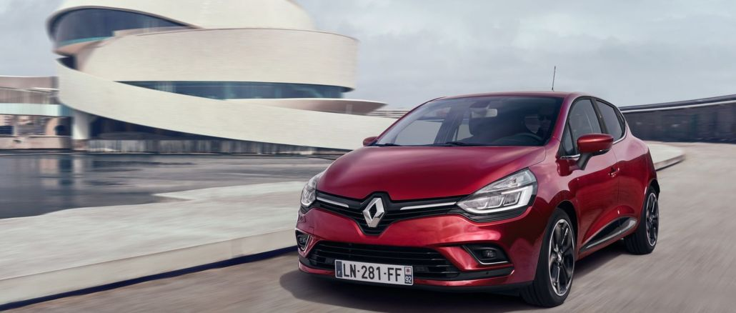 will continue with the new clio hybrid