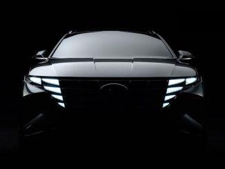 Rekordversuche werden mit Drohnen bei der neuen Hyundai Tucson Truthahn Promotion gemacht
