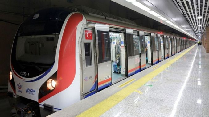 yht marmaray and baskentray trips were reorganized