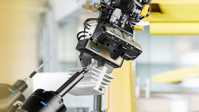 Robotic leveling equipment with high quality and flexibility