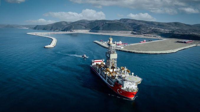 annual dream filyos port will be put into service tomorrow