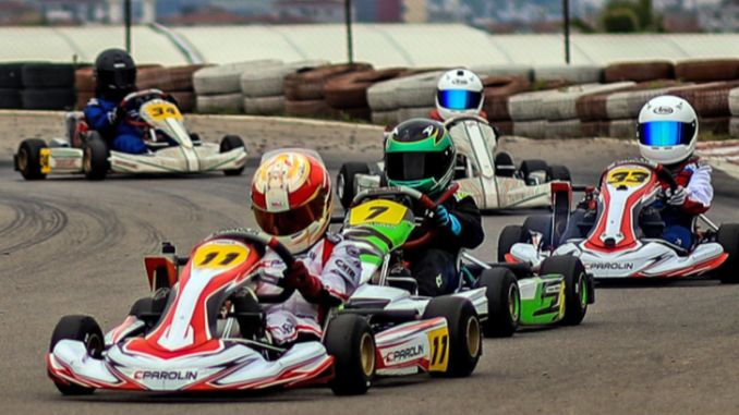 Karting season opening in Tuzla in June