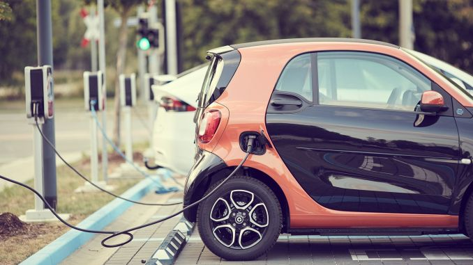 Percentage of the vehicles to be sold in the world will be electric