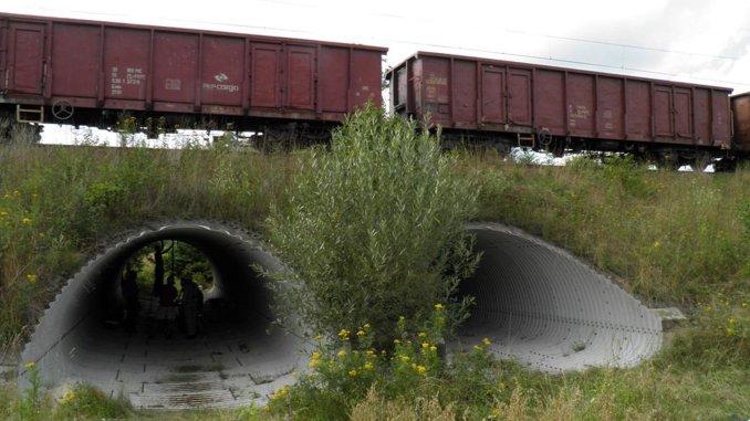 Basmane Afyon Demiryolu Hattida Menfez Yaptirilacaktir