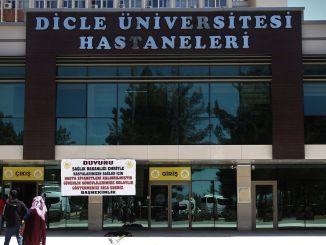 Νοσοκομεία του Πανεπιστημίου Dicle