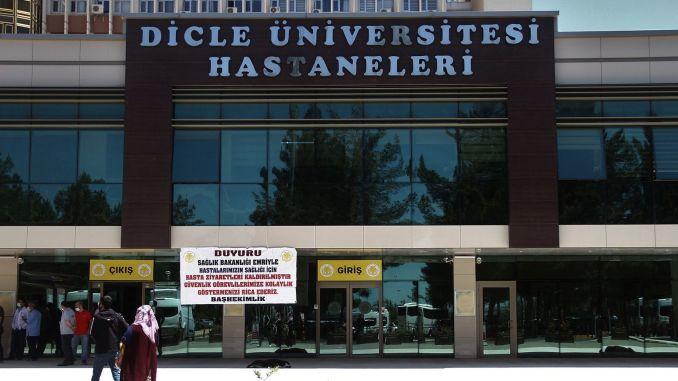 Dicle Universitätskliniken