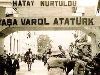 Država Hatay pridružila se turskim teritorijima