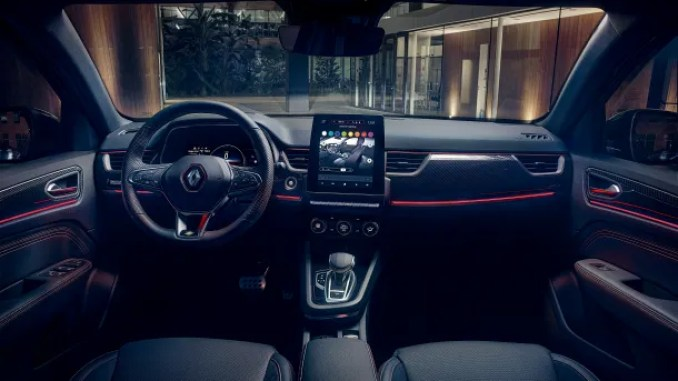 New Renault ARKANA E-TECH