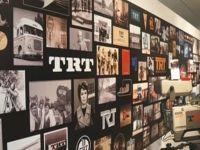 TRT Kutuphanesi ve Radyo Muzesi Acildi