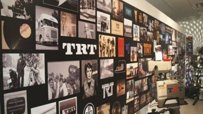 TRT Library and Radio Museum Opened