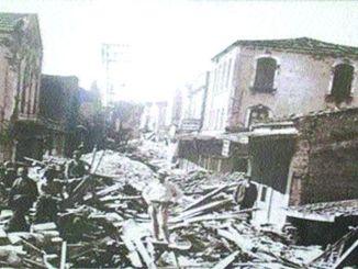 Adapazari zemestrīcē bija kāda persona