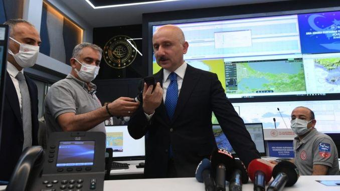 obnovljen glavni centar za traganje i spašavanje i koordinaciju