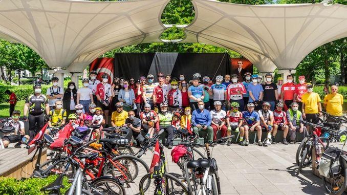 car-free capital call from ankara city council bicycle council