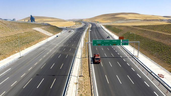 ankara nigde highway pass fee is in the price of the plane ticket