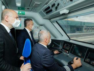 سيتم بناء محطات جديدة على خط أنقرة-سيفاس YHT